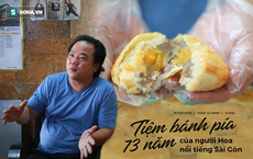 """Ông chủ người Hoa của tiệm bánh độc nhất vô nhị Sài Gòn: """"Ở Việt Nam giờ không ai làm theo cách của người Tiều nữa"""""""