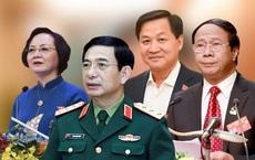Trình Quốc hội phê chuẩn Phó Thủ tướng Lê Minh Khái, Lê Văn Thành, Bộ trưởng Bộ Quốc phòng Phan Văn Giang