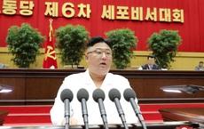 """Chủ tịch Triều Tiên Kim Jong Un thừa nhận đất nước đối diện """"tình hình tồi tệ nhất"""""""