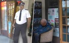 """Các bức ảnh hài hước về những kẻ """"quá cẩn thận"""": Trộm nhìn thấy không biết nên khóc hay cười"""