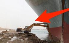 Tâm sự của thợ lái máy xúc trên kênh đào Suez: 'Cả thế giới như đang cười nhạo công việc của tôi'