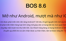 Tuyên bố BOS 'trau chuốt tất cả tính năng', thế nhưng Bphone lại gặp lỗi sơ đẳng liên quan tới ứng dụng Máy tính