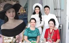 """Con dâu xinh như hoa hậu của bà Phương Hằng - người đang """"khiêu chiến"""" với loạt nghệ sĩ"""