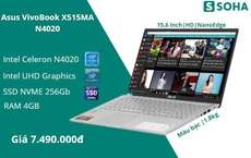 6 laptop giá 'ngọt' từ 7 triệu để học và làm việc online băng băng mùa Covid-19