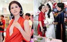 """Trang Trần gây bất ngờ khi bênh vực con dâu bà Phương Hằng - người liên tục """"khiêu chiến"""" với cô"""