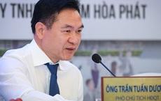 Cổ phiếu tăng gấp 3 trong 1 năm, sếp Hòa Phát tặng lượng cổ phiếu trị giá 750 tỷ cho 3 người con