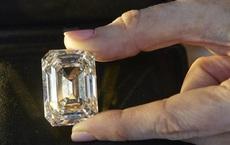 """Ngỡ ngàng giá trị viên kim cương Nga """"hàng khủng"""" sắp được bán"""
