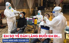 """Nam sinh đi bê cỗ mắc Covid-19 ở Bắc Ninh: Bạn bè nói """"ham tiền rước họa vào thân"""",  nhiều người trách vì làm họ đi cách ly"""