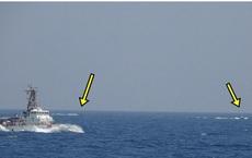 Xem video tàu Iran và tàu Mỹ đối đầu nhau trên Vịnh Ba Tư