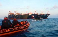 Bị Philippines phản ứng gắt, Trung Quốc không rút đội tàu khỏi biển Đông mà còn điều thêm