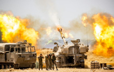 """Gần 1.500 tên lửa nã vào Israel, Hamas quyết đấu """"gã khổng lồ"""" Do Thái: Chiến tranh toàn diện cận kề!"""