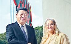 """Đổ hàng tỷ USD vào Nam Á, TQ """"ngậm đắng"""" khi Bangladesh đáp trả gắt: Mỹ hưởng """"trái ngọt"""""""