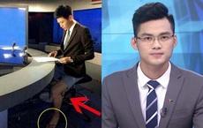 """BTV Thời sự trẻ nhất VTV tung clip chứng minh """"không trên vest dưới quần đùi"""""""