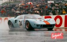 Chiếc xe huyền thoại vùi dập Ferrari trong liên tiếp 4 năm - Việt Nam mới lộ 1 chiếc 'mới cứng'