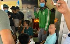 Cán bộ bị bắt đánh bạc ở Sài Gòn là Phường Đội phó phường 11