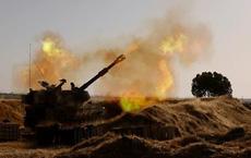 NÓNG: Israel chính thức phát động cuộc chiến tranh trên bộ nhằm vào Gaza - Đạn pháo rực lửa