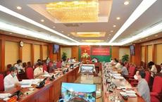 Ủy ban Kiểm tra Trung ương đề nghị xem xét, kỷ luật Thiếu tướng Trần Văn Tài, Phó Tư lệnh Quân khu 9