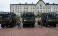 Thụy Điển tiếp nhận hệ thống Patriot đầu tiên trong hợp đồng quân sự lớn nhất lịch sử