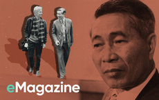 Bộ Âu phục đi mượn của ông Nguyễn Cơ Thạch và cuộc phỏng vấn sau màn thoát hiểm trước đạn pháo Trung Quốc