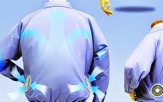 """Nắng nóng, dân Việt bỏ tiền triệu mua """"áo điều hòa"""" đi làm, liệu thực tế có giống như quảng cáo?"""