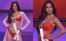 Ngắm trọn 3 phần thi bùng nổ, nóng bỏng của Khánh Vân trong bán kết Hoa hậu Hoàn vũ Thế giới 2020