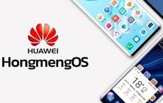 Huawei bất ngờ bị một hãng mỹ phẩm 'nẫng tay trên' nhãn hiệu HongmengOS