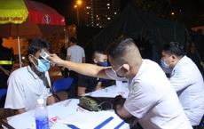 Gần 10.000 người được kiểm tra tại các chốt, trạm phòng chống dịch Covid-19 ở TP. HCM