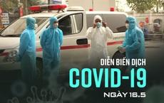Sáng nay, thêm 127 ca mắc COVID-19 trong nước; Thêm 1 F1 của GĐ Hacinco dương tính với SARS-CoV-2