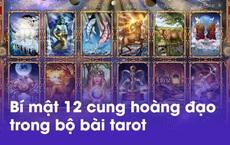 Rút một lá bài Tarot đại diện cho cung hoàng đạo để khám phá vận may tiền tài, tình yêu của bạn ngày 16/5