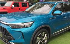 Nhiều mẫu xe gây sốt, ôtô Trung Quốc nhập về Việt Nam tăng phi mã 480%