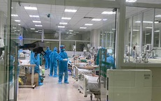 Một bác sĩ mắc Covid-19 chuyển biến nặng