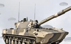 Uy lực pháo tự hành chống tăng đột kích đường không của Nga