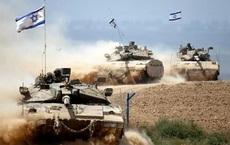 Chiến dịch đẫm máu nhất của Israel khi đưa bộ binh tiến vào Gaza
