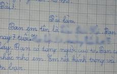 Học trò lớp 1 trổ tài viết văn miêu tả siêu lầy, người lớn đọc vào chỉ biết ôm bụng cười vì quá sức sáng tạo!