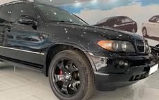 Nếu không mua Toyota Vios, bạn có thể mua tới 2 chiếc SUV BMW cũ này với giá chỉ hơn 200 triệu đồng