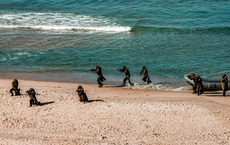 """Hamas tung biệt kích tấn công Israel từ đường biển: """"Ác mộng"""" lịch sử tái hiện?"""