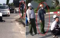 Người phát ngôn Bộ Công an nói về việc kỷ luật Đại úy đứng nhìn tài xế vật lộn với cướp ở Hà Nội