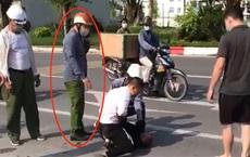 Giám đốc Công an Hà Nội nói về việc kỷ luật đại úy đứng nhìn tài xế vật lộn với cướp