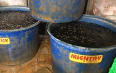 Phát hiện 1,8 tấn ốc ngâm hoá chất ở Sài Gòn
