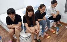 """12 người Trung Quốc sống """"chui"""" ở Hà Đông liên quan đến vụ bắt 50 đối tượng ở Nam Từ Liêm"""