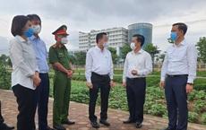 Chủ tịch Hà Nội: Phong tỏa lập tức BV Bệnh Nhiệt đới TƯ do có ca dương tính mới ở cả bác sĩ, bệnh nhân, người nhà