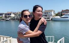 Con gái Chế Linh gặp lại Hương Thủy sau 30 năm xa cách tại biệt thự 3 triệu đô