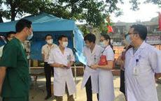 Thái Bình phát hiện ra 5 ca dương tính với SARS-CoV-2 như thế nào?
