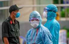 KHẨN: Tìm người từng đến Ngân hàng Shinhan - Tân Bình