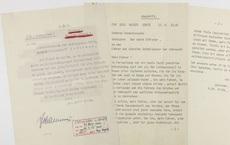 Hitler viết gì trong ''bức thư tuyệt mệnh''?