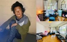 Sau 30 năm sống lang thang ở Mỹ, ca sĩ Kim Ngân đã có chỗ ngủ ổn định và dần tỉnh táo