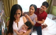 Bị mẹ chồng ngăn cản không cho về nhà ngoại từ sau khi sinh con, đến khi vô tình đọc được tin nhắn trong điện thoại của chồng, cô vợ trẻ suy sụp