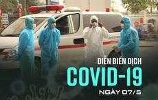 Phong tỏa tạm thời cả 3 cơ sở Bệnh viện K Trung ương phòng chống dịch Covid-19; Hà Nội phát hiện thêm 3 ca dương tính SARS-CoV-2 trong cộng đồng