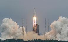 Tên lửa Trung Quốc mất kiểm soát điên cuồng lao xuống Trái Đất: Nga công bố điểm rơi - Mỹ gặp nguy!
