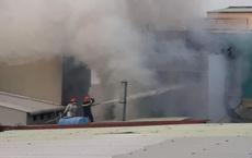 8 người tử vong trong đám cháy sau tiếng nổ lớn ở Sài Gòn, 1 người được cứu